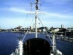 MS Stubnitz travelling from Hamburg to Rostock // 2011-09-26 - Video