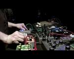 Helge Meyer (DE) - Live at MS Stubnitz // 2014-07-25 - Video Select