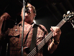 Mike Watt Missingmen (USA) - Live at MS Stubnitz // 2015-05-06