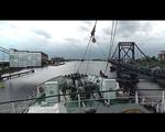 Stubnitz arriving in Wilhelmshaven // 2012-06-08 - Video Select